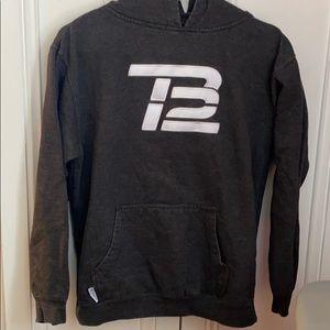 TB12 sweatshirt youth large
